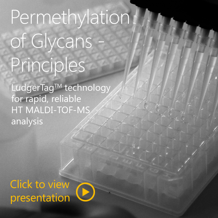 LudgerTag Glycan Permethylation Kit