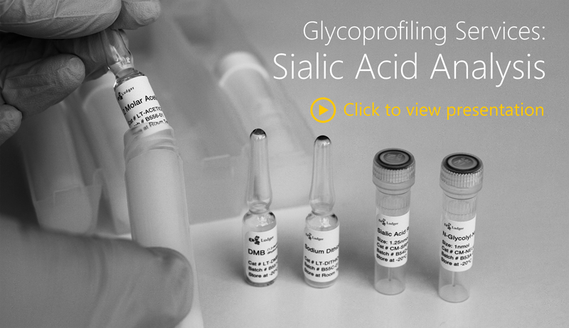 Ludger Sialic Acid Analysis